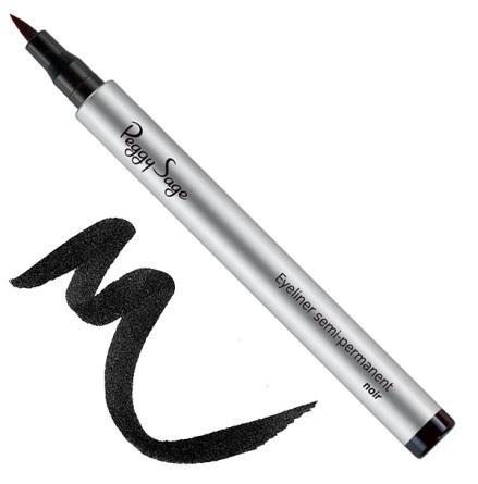 Vattenfast eyeliner - svart 1,5ml